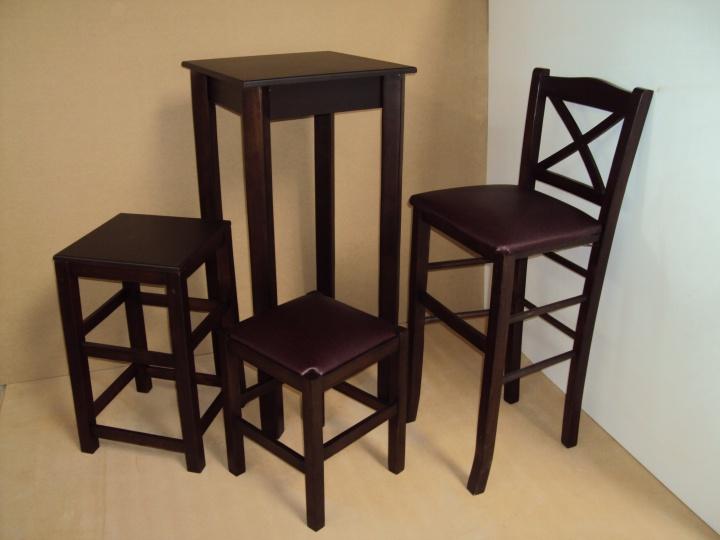 bartisch mit hocker gnstig bartisch montreal wei pinie xx. Black Bedroom Furniture Sets. Home Design Ideas