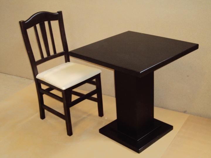 billige restaurant tische gastronomie tische holztische. Black Bedroom Furniture Sets. Home Design Ideas